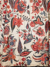Cotton petticoat made in Gujarat, India (detail), c. 1760.Whitworth Art Gallery,The University of Manchester.
