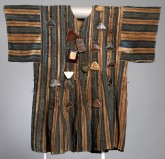 Warrior's tunic, Mali, 1880-99