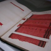 Indian Sari Sample Book