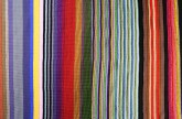 Anne Wilson, Local Industry Cloth, (detail), 2010. Collection of Knoxville Museum of Art.