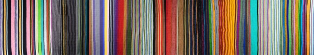 Anne Wilson,Local Industry Cloth,(detail), 2010.Collection of Knoxville Museum of Art.