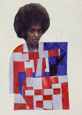 collage, Lubaina Himid