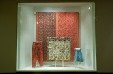 Textile Gallery display case