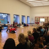 Cheshire Primary Schools Dance Performance